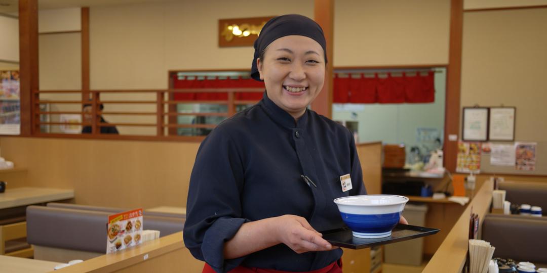 【主婦歓迎】1日4時間からOK!飲食店のアルバイト 秋田東通店