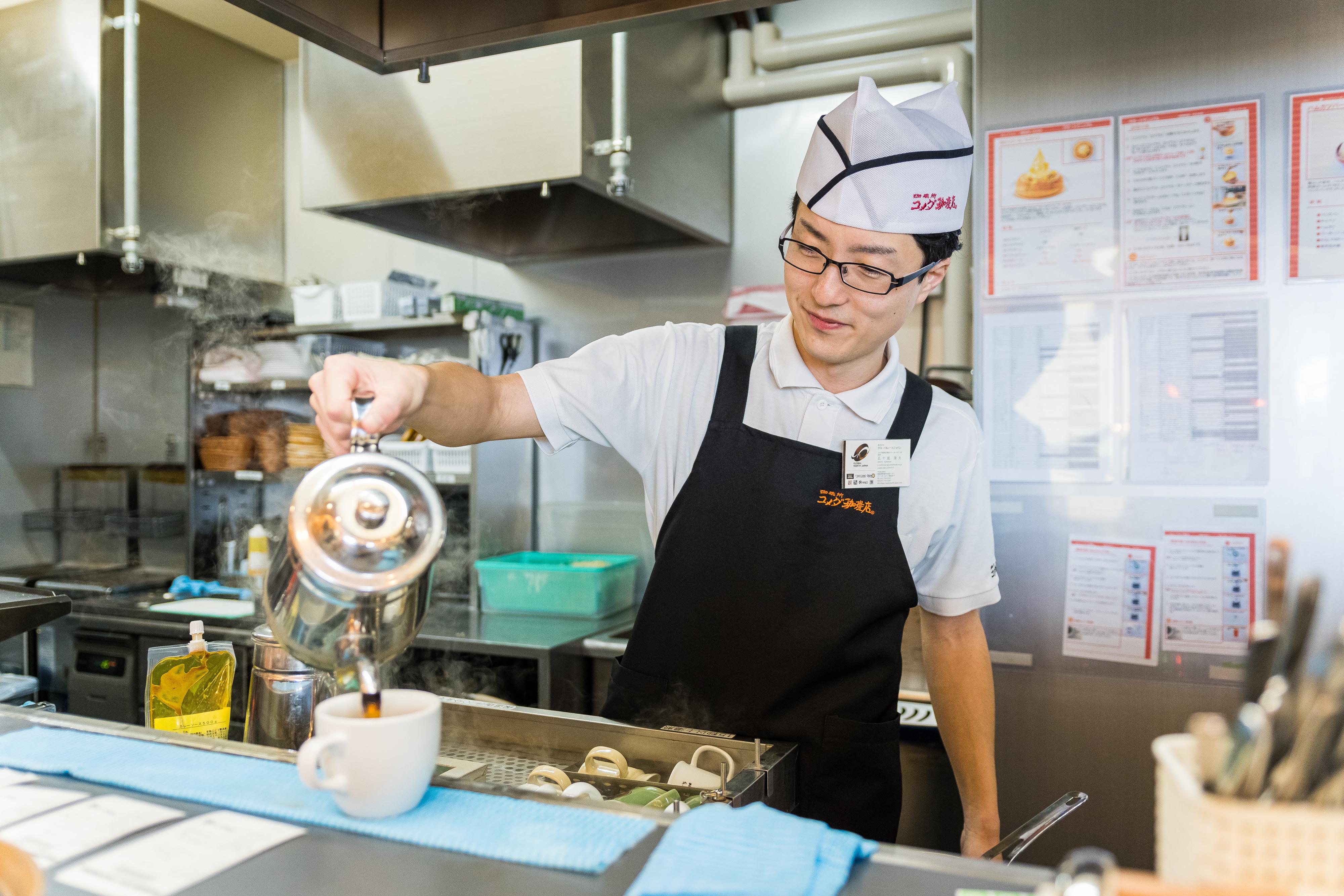 【オープニング正社員】安定成長企業で関東進出のオープニング立ち上げコメダ珈琲店 イオンモール川口店